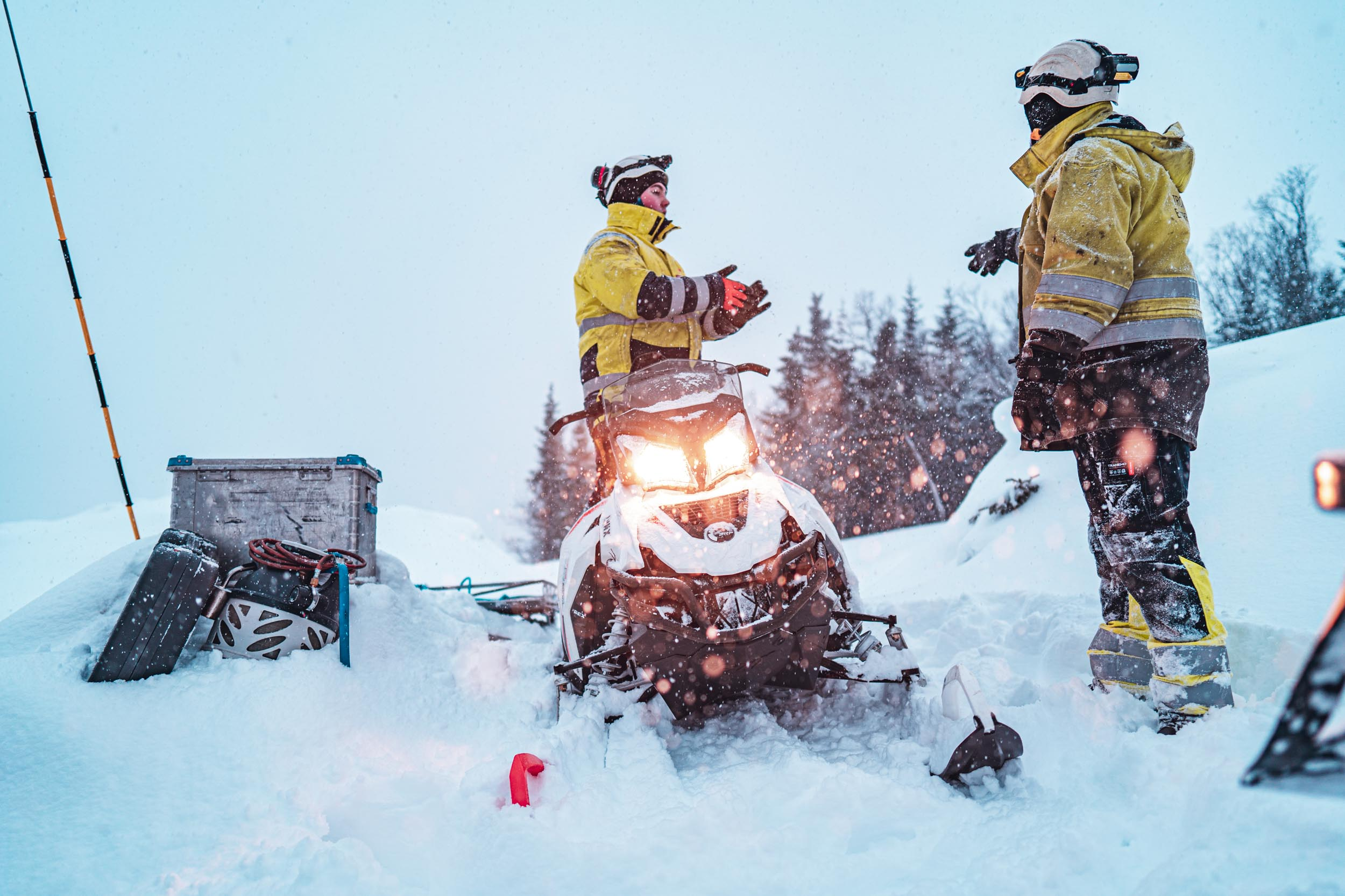 energimontørene i Troms Kraft Nett