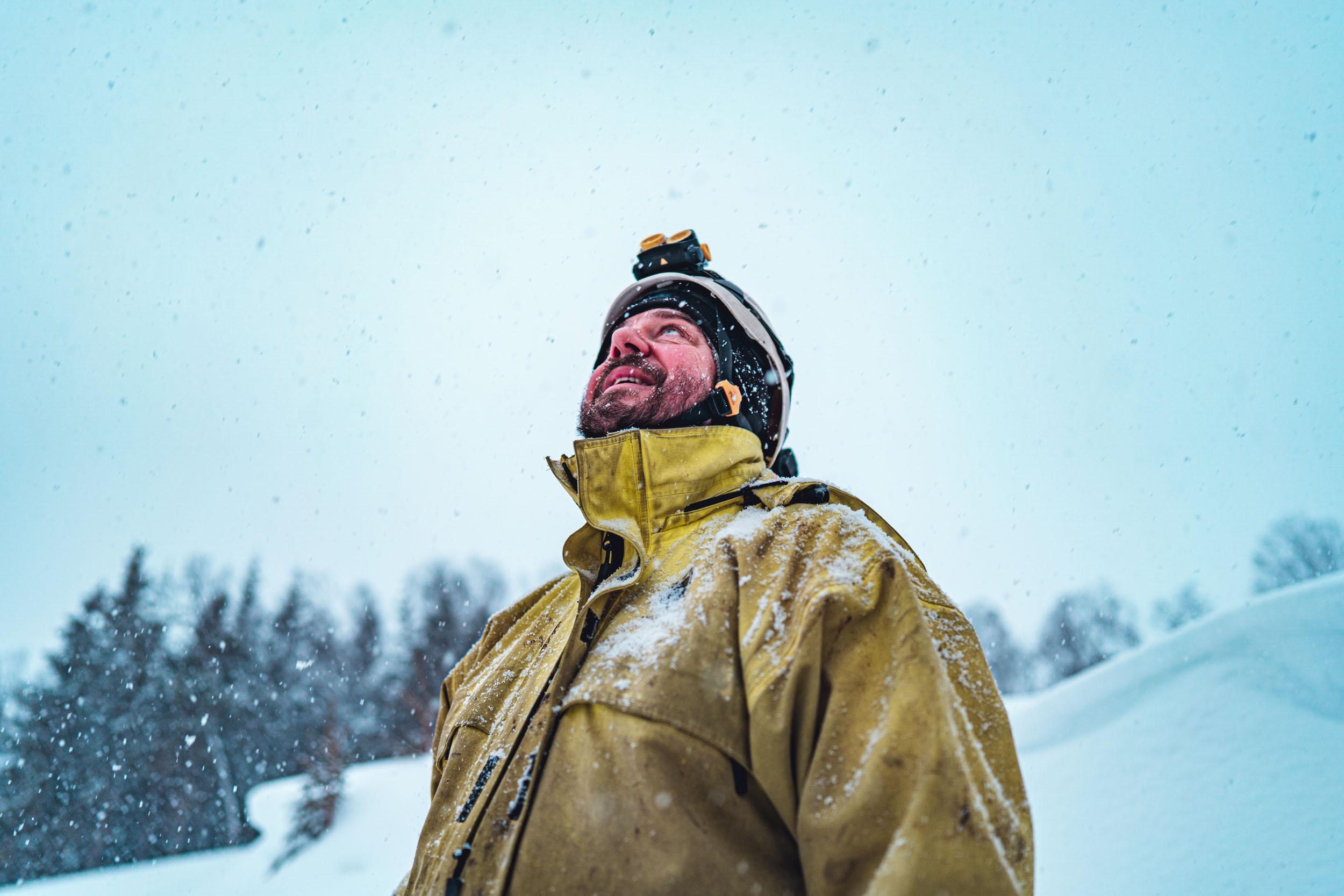 Arbeidshverdag som energimontør i Troms Kraft Nett